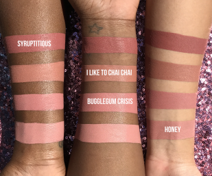 honey-lip-whip-swatches